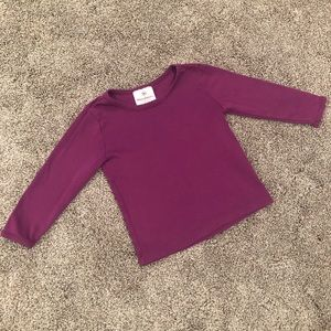 Hanna Andersson Toddler Shirt